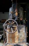 Alte Maschinerie Stockbild