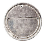 Alte Medaille lizenzfreie stockfotografie