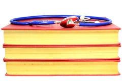 Alte Medizin-Bücher Lizenzfreie Stockfotografie