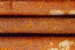 Alte Metalleisen-Rostbeschaffenheit Abstrakte Abbildung Lizenzfreie Stockfotografie