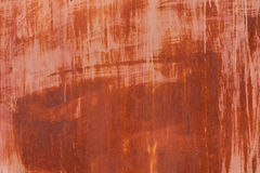 Alte Metalleisen-Rostbeschaffenheit, Hintergrundbeschaffenheit von Rusted Stahl Lizenzfreie Stockbilder