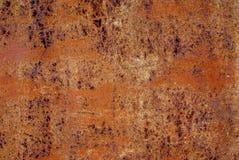 Alte metallische Oberfläche Stockfotos