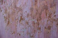 Alte metallische Oberflächenbeschaffenheit stockbild