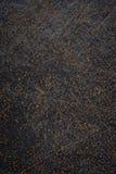 Alte Metalloberfläche mit Kratzern und Rosthintergrund Lizenzfreies Stockfoto