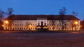 Alte militärische Hauptquartiere Stockbilder