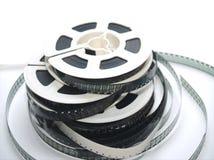 Alte 8 Millimeter-Weinlesefilmrollen Lizenzfreie Stockfotografie