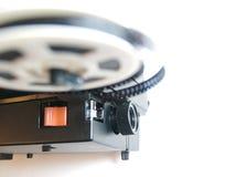 Alte 8 Millimeter-Weinlesefilmrollen Stockfoto