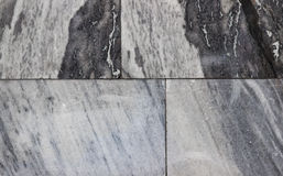Alte mit Ziegeln gedeckte Marmorwand kann für Hintergrund verwenden Stockfoto