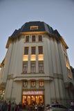 Alte Mitte von Bukarest Stockfoto