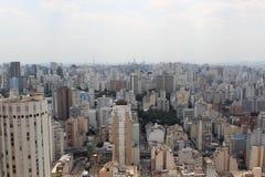 Alte Mitte von Sao-Paulo Brasilien Lizenzfreies Stockbild