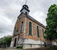 Alte mittelalterliche Kirche Lizenzfreie Stockbilder