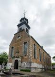 Alte mittelalterliche Kirche Lizenzfreies Stockfoto