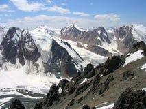 Alte montagne Immagine Stock