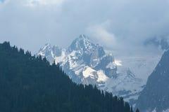 Alte montagne Immagini Stock Libere da Diritti