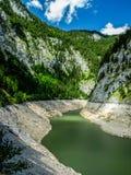 Alte montagne Austria Immagini Stock