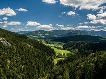 Alte montagne Austria Fotografie Stock