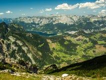 Alte montagne Austria Immagini Stock Libere da Diritti