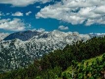 Alte montagne Austria Immagine Stock Libera da Diritti