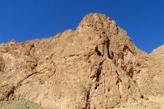 Alte montagne di atlante, Marocco Fotografia Stock Libera da Diritti