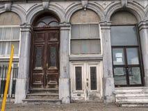 Alte Montreal-Szene lizenzfreie stockfotografie