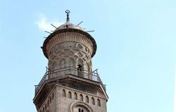 Alte Moschee in Ägypten lizenzfreie stockfotos