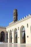 Alte Moschee in Ägypten lizenzfreie stockbilder