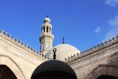 Alte Moschee in Ägypten lizenzfreies stockfoto