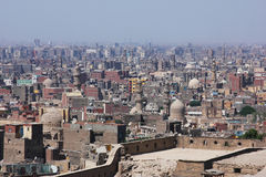 Alte Moschee in Kairo Stockfoto