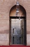 Alte Moschee in Kairo lizenzfreies stockbild