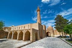 Alte Moschee Nain Lizenzfreie Stockbilder