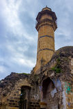 Alte Moschee, Verfallen, auseinander fallend Stockbild
