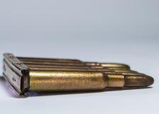 Alte Munition Lizenzfreie Stockfotografie
