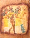 Alte Musik-und Tanz-Kunst - Ägypter vektor abbildung