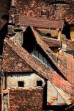 Alte Nachbarschaft Lizenzfreies Stockbild