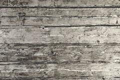 Alte natürliche verkratzte Bauholzwand Lizenzfreie Stockfotos