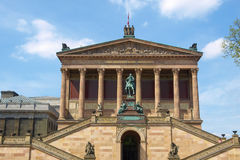 Alte National Galerie Royalty Free Stock Images