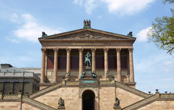 Alte National Galerie Stock Image