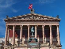 Alte nationale Galerie Stockfoto