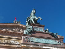 Alte nationale Galerie Stockfotos