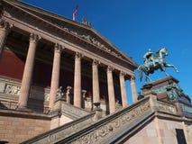 Alte nationale Galerie Stockbild