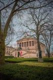 Alte Nationalgalerie в Берлине, Германии Стоковые Изображения RF