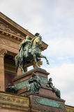 Alte Nationalgalerie beim Museumsinsel Stockbilder