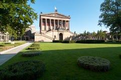 Alte Nationalgalerie Berlijn stock foto's