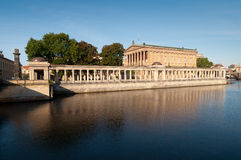 Alte Nationalgalerie Berlijn Royalty-vrije Stock Foto