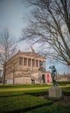 Alte Nationalgalerie in Berlijn, Duitsland Royalty-vrije Stock Fotografie