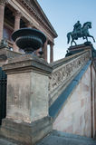 Alte Nationalgalerie Berlin Detail Royalty Free Stock Photo
