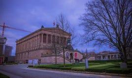 Alte Nationalgalerie in Berlin, Germany Royalty Free Stock Image