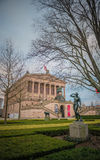 Alte Nationalgalerie in Berlin, Germany Royalty Free Stock Photography