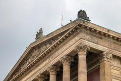 Alte Nationalgallery Berlim Fotografia de Stock Royalty Free