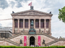 Alte Nationalgallery Berlin Stockfotos